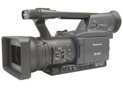 Videocámara HD con memoria en estado sólido P2
